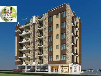 500 sqft, 1 bhk Apartment in Maan Dream Homes 2 Sector 121, Noida at Rs. 16.0000 Lacs
