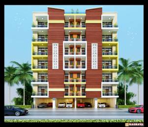 500 sqft, 1 bhk Apartment in Builder MAAN RESIDENCY Sector 4, Greater Noida at Rs. 14.4500 Lacs