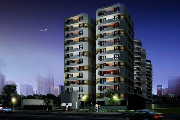 2105 sqft, 3 bhk Apartment in BCM Planet Mahalakshmi Nagar, Indore at Rs. 67.3600 Lacs