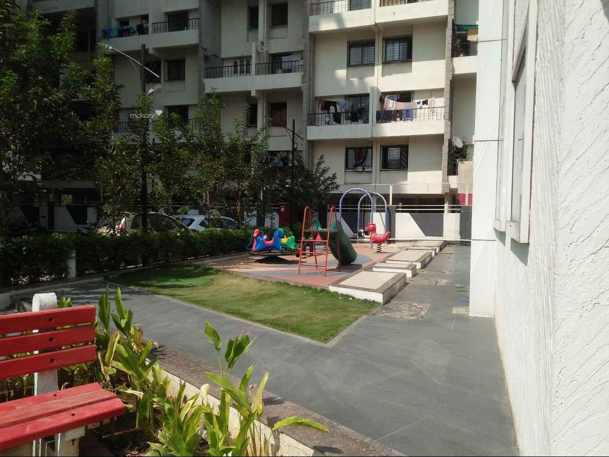 737 Sqft, 2 Bhk Apartment In Mantra Properties And Majestique Landmarks  Blessings Apartments Wagholi,