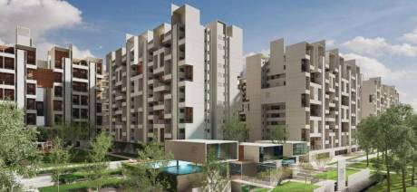 1158 sqft, 2 bhk Apartment in Rohan Abhilasha Wagholi, Pune at Rs. 10000