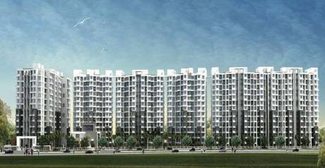 1014 sqft, 2 bhk Apartment in Builder Project Majestique City Society Road, Pune at Rs. 10000
