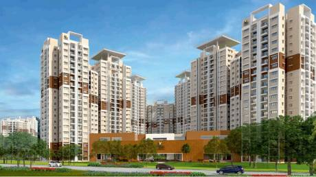 1644 sqft, 3 bhk Apartment in Prestige Norwood at Sunrise Park Electronic City Phase 1, Bangalore at Rs. 92.0000 Lacs