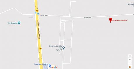 2250 sqft, 3 bhk BuilderFloor in Builder Sushma Valencia Airport Road, Chandigarh at Rs. 76.4000 Lacs