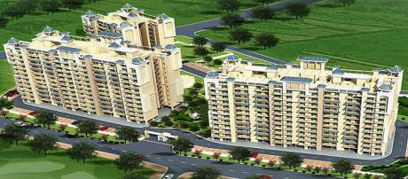 2150 sqft, 4 bhk Apartment in Universal The Taj Towers Sector 104 Mohali, Mohali at Rs. 74.1750 Lacs