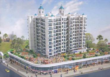 1525 sqft, 3 bhk Apartment in Shree Ambica Heritage Kharghar, Mumbai at Rs. 1.5500 Cr