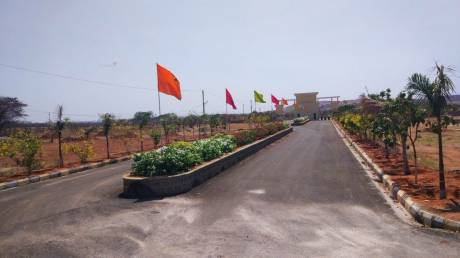 1800 sqft, Plot in KM Kohinoor Avain City Shamshabad, Hyderabad at Rs. 18.0000 Lacs