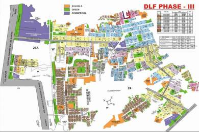 9198 sqft, Plot in Builder Project DLF Phase 3, Gurgaon at Rs. 7.7700 Cr