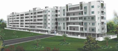 1255 sqft, 2 bhk Apartment in Gangothri Nakshatra Manikonda, Hyderabad at Rs. 47.7000 Lacs