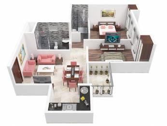 938 sqft, 2 bhk Apartment in Mounthill The Pyramid Rajarhat, Kolkata at Rs. 39.0000 Lacs
