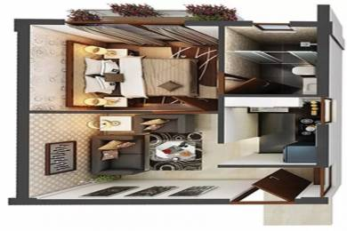 440 sqft, 1 bhk Apartment in Vedic Swayam City Uttar Gauripur, Kolkata at Rs. 12.0000 Lacs