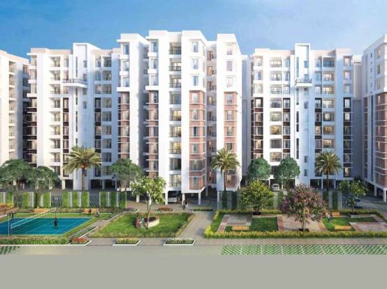890 sqft, 2 bhk Apartment in Builder dtc southern heights Joka, Kolkata at Rs. 27.0000 Lacs