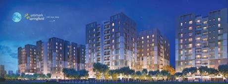 1008 sqft, 2 bhk Apartment in Unimark Unimark Springfield Rajarhat, Kolkata at Rs. 41.5000 Lacs