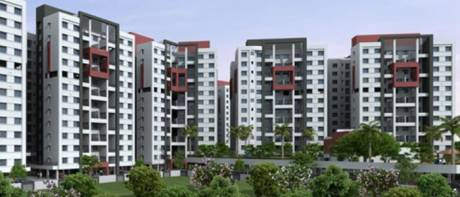 1077 sqft, 2 bhk Apartment in Suyog Aura Warje, Pune at Rs. 81.7200 Lacs