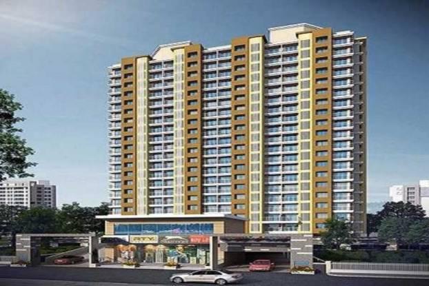 720 sqft, 1 bhk Apartment in Salasar Woods Mira Road East, Mumbai at Rs. 51.8400 Lacs