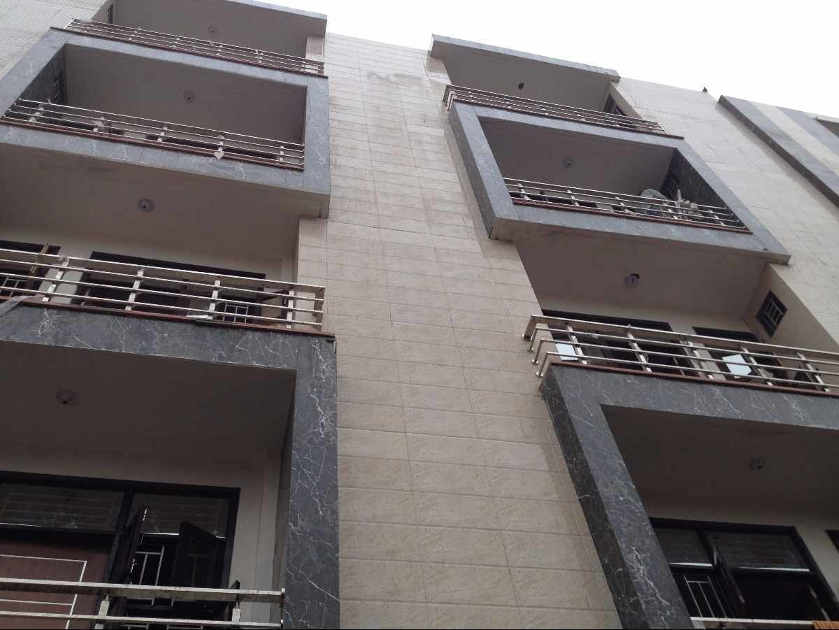 522 sq ft 2BHK 2BHK+1T (522 sq ft) Property By Global Real Estate In Project, Raja Puri