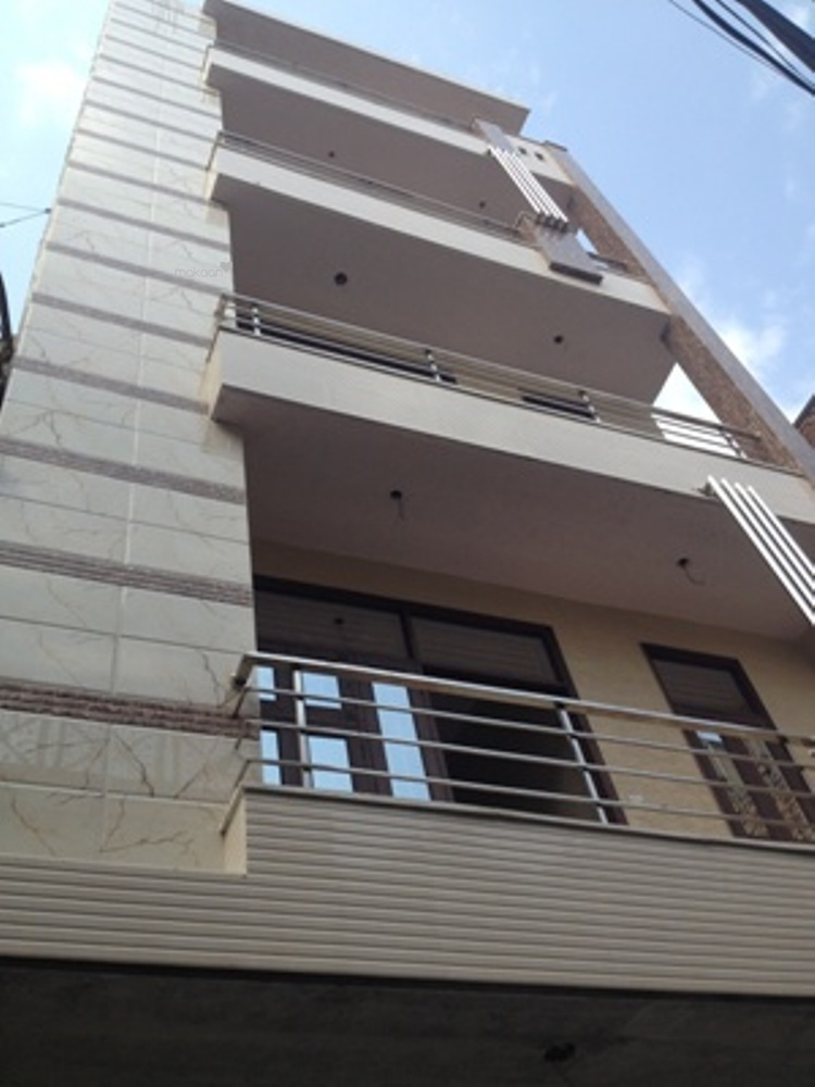 725 sq ft 3BHK 3BHK+2T (725 sq ft) + Study Room Property By Global Real Estate In Project, Raja Puri