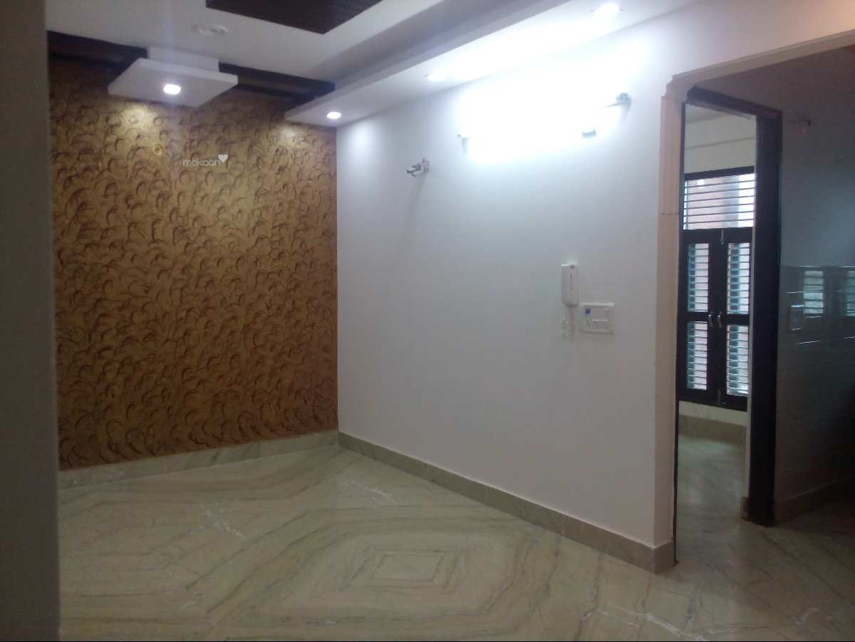 1000 sq ft 3BHK 3BHK+2T (1,000 sq ft) + Pooja Room Property By Global Real Estate In Project, Uttam Nagar