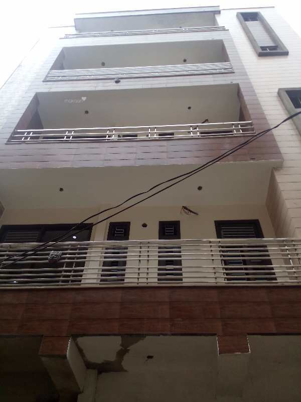 835 sq ft 3BHK 3BHK+2T (835 sq ft) Property By Global Real Estate In Project, Khushi Ram Park Delhi