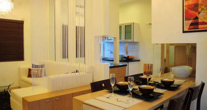 560 sqft, 1 bhk Apartment in SNN Raj Etternia Harlur, Bangalore at Rs. 31.8444 Lacs