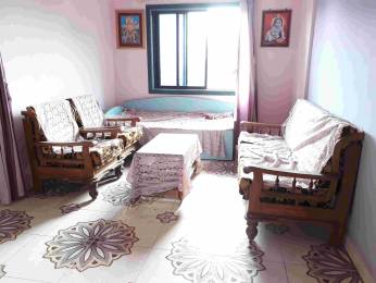 500 sqft, 1 bhk Apartment in Builder Project Sector-20 Nerul, Mumbai at Rs. 14000