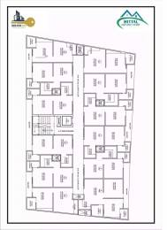 521 sqft, 1 bhk Apartment in Builder Mittal dreamz home Sector 53 noida, Noida at Rs. 12.9900 Lacs