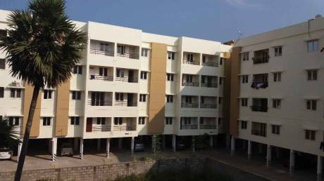 1163 sqft, 3 bhk Apartment in Vishram Oasis Navallur, Chennai at Rs. 45.0000 Lacs