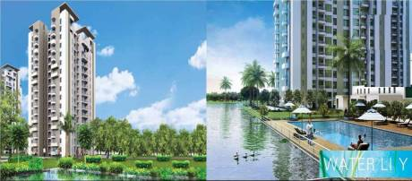 2350 sqft, 3 bhk Apartment in Adani Water Lily S G Highway, Ahmedabad at Rs. 98.0000 Lacs