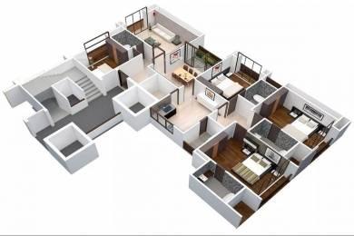 2890 sqft, 4 bhk Apartment in Ajmera Enigma Thaltej, Ahmedabad at Rs. 1.9000 Cr