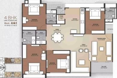 3000 sqft, 4 bhk Apartment in Deep Indraprasth Kadamb Prahlad Nagar, Ahmedabad at Rs. 2.1000 Cr