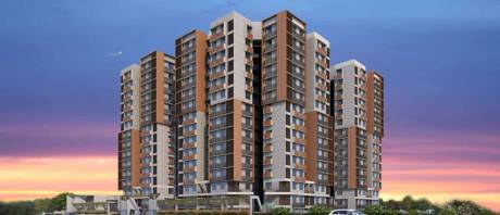 1250 sqft, 3 bhk Apartment in Reputed Stanza Shela, Ahmedabad at Rs. 41.0000 Lacs