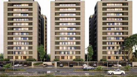1092 sqft, 2 bhk Apartment in A Shridhar Kaveri Pratham Shilaj, Ahmedabad at Rs. 44.0000 Lacs