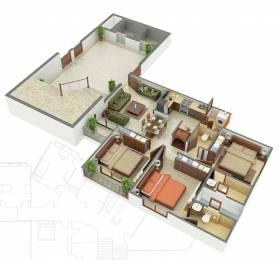 1301 sqft, 3 bhk Apartment in Aashray Arise Shilaj, Ahmedabad at Rs. 44.0000 Lacs