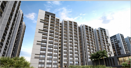1416 sqft, 3 bhk Apartment in Swati Florence Bopal, Ahmedabad at Rs. 49.5100 Lacs