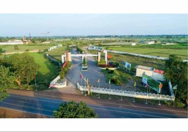 1000 sqft, Plot in SINGHANIA BUILDCON GROUP Goel Buildcon Harsh Bhoomi Nardaha Road, Raipur at Rs. 11.0000 Lacs