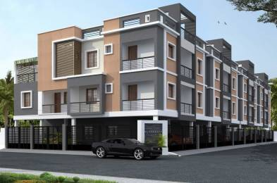 950 sqft, 2 bhk Apartment in Gokulam Atma Thripunithura, Kochi at Rs. 25000