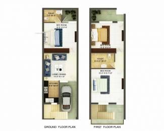 945 sqft, 3 bhk Villa in Builder Vatika Sector 127 Mohali, Mohali at Rs. 40.0000 Lacs