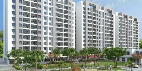 1250 sqft, 3 bhk Apartment in Mulik Luxuria Wagholi, Pune at Rs. 14000