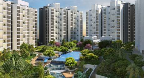 1250 sqft, 2 bhk Apartment in Marvel Marvel Fria Wagholi, Pune at Rs. 65.0000 Lacs
