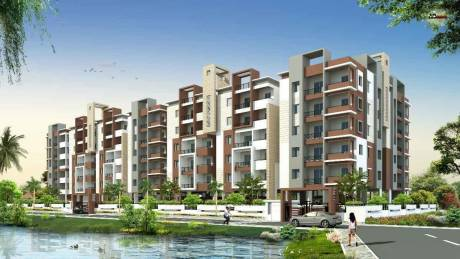 1321 sqft, 2 bhk Apartment in ECMAS Pebbles Bay Miyapur, Hyderabad at Rs. 52.1795 Lacs