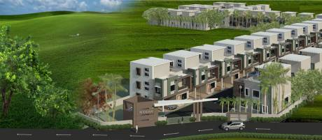 1850 sqft, 3 bhk Villa in Builder Pearl Exotica Hanspal, Bhubaneswar at Rs. 49.9900 Lacs