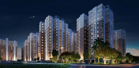 890 sqft, 2 bhk Apartment in DTC Southern Heights Joka, Kolkata at Rs. 40.0000 Lacs