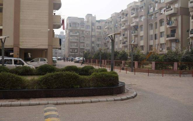 1485 sqft, 3 bhk Apartment in Niho Saffron Scottish Garden Ahinsa Khand 2, Ghaziabad at Rs. 62.0000 Lacs
