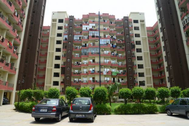1962 sqft, 3 bhk Apartment in SG Estate Builders Impressions Apartment Sector 4B Vasundhara, Ghaziabad at Rs. 1.2000 Cr