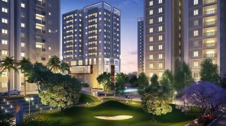 610 sqft, 1 bhk Apartment in Vaishnavi Vaishnavi Gardenia Jalahalli, Bangalore at Rs. 48.0000 Lacs