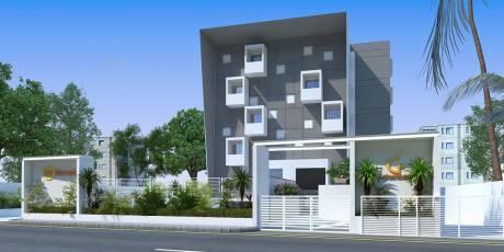 1035 sqft, 2 bhk Apartment in Builder GR Shrushti Kasavanahalli Off Sarjapur Road, Bangalore at Rs. 42.0000 Lacs
