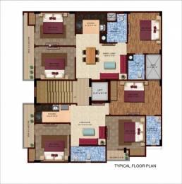 900 sqft, 3 bhk Apartment in Builder Project Laxman Vihar, Gurgaon at Rs. 45.0000 Lacs