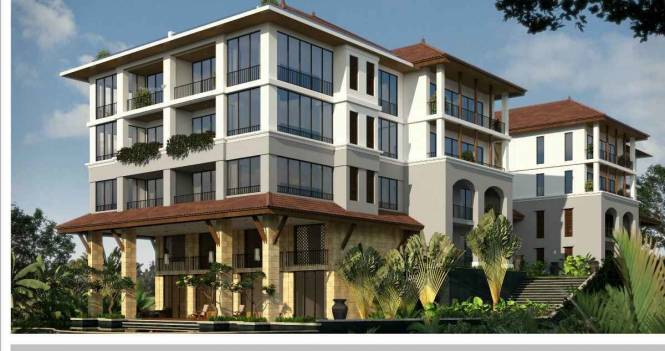 2201 sqft, 3 bhk Apartment in Builder BEACH VIEW FLATS Candolim, Goa at Rs. 2.7600 Cr
