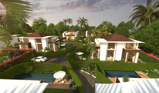 3750 sqft, 3 bhk Villa in Builder Project Anjuna, Goa at Rs. 3.6000 Cr