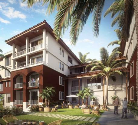 768 sqft, 1 bhk Apartment in Builder Project Candolim, Goa at Rs. 86.0000 Lacs